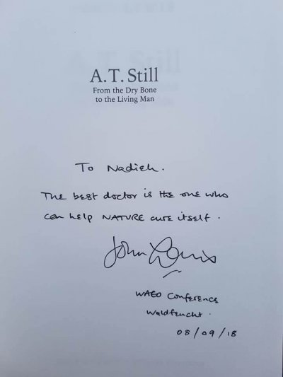 A.T. Still boek